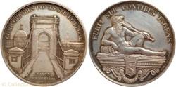 1844 Cie Générale des ponts sur le Rhône
