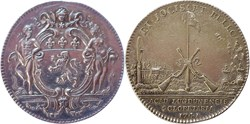 1741 Jeton Cie de l'Arquebuse