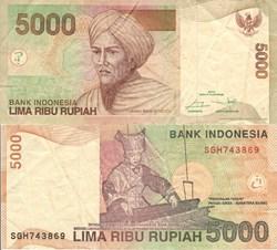Indonesia - 5000 Rupiah