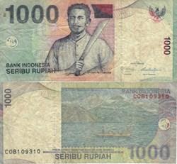 Indonesia - 10000 Rupiah old