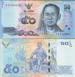 Thailand - 50 Baht