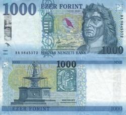 Magyar Nemzeti Bank - 1000 Forint
