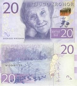 Sveriges Riksbank - 20 Kronor