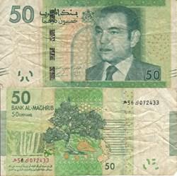 Maroc - 50 Dirhams