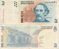 Argentina - 2 pesos