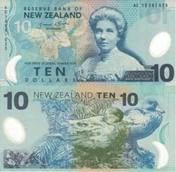 New Zealand - 10 Dollars
