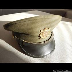 CZ - Army Service Cap