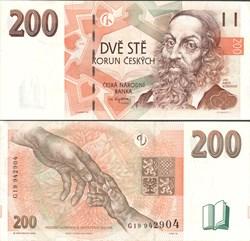 Česká Národná Banka - 200 Koruna