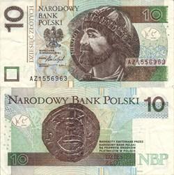 Polska - 10 Zlotych