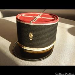 FR - Képi Officier Légion Etrangère 1960