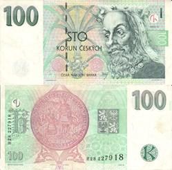 Česká Národná banka - 100 Koruna