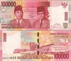 Indonesia - 100000 Rupiah