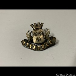 Broche Grenoble 3