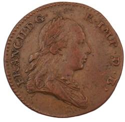 Liard - François II - 1793