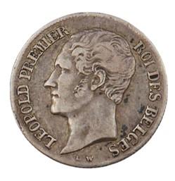 20 centimes - Leopold I - 1853