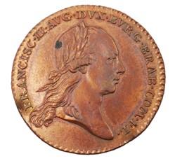 Jeton - François II - 1794