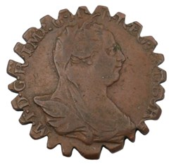 Double liard - Marie-Thérèse  - 1778