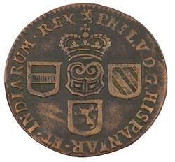 Liard - Philippe V - 1709 - Namur