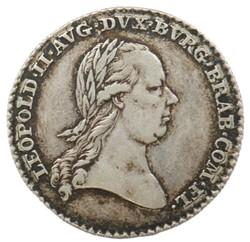 Jeton - Leopold II - 1791