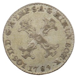 10 liards - Joseph II - 1789