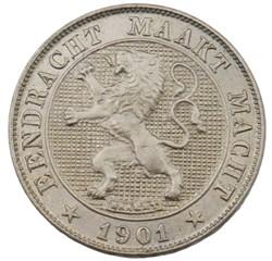 5 centimes - Leopold II - 1901 FL