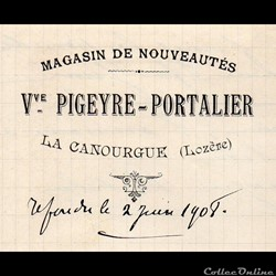 Pigeyre - Portalier (1908)