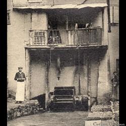Moulin tournal de chez Boudet à la Canourgue