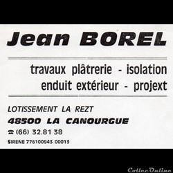 Borel Jean (1990)