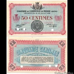 50 cent. C.C.M. - Série C annulé