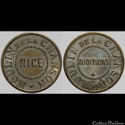 06 - Nice - Jeton d'Audition