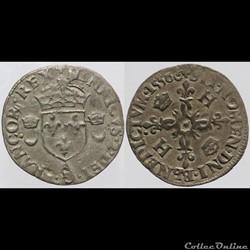 Henri II - Douzain - 1556, Paris