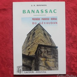 Livre - Banassac