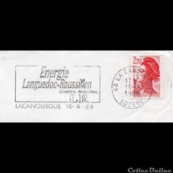 1988 - La Canourgue / Energie Languedoc-...
