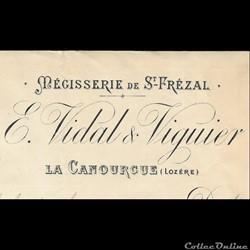 Vidal E & Viguier - 1894
