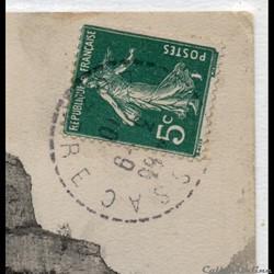1910 - Cachets type B4