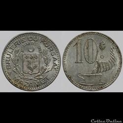 81 - Mazamet - Kursaal - 10 centimes