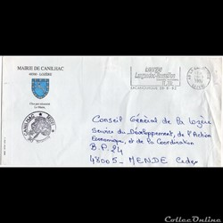 1992 - La Canourgue / Energie Languedoc-...