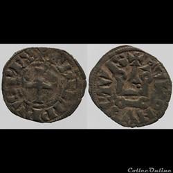 Philippe IV - Obole tournois