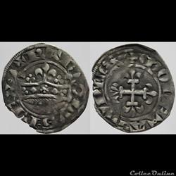 Charles IV - Double Parisis