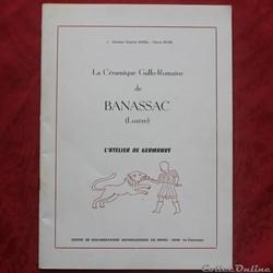 Livre - La Céramique Gallo-Romaine de Ba...