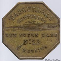 monnaie france a necessite 03 moulin coutellerie