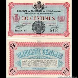 50 cent. C.C.M. - Série C17