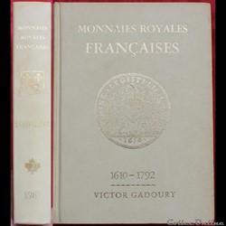 1986 - Monnaies Royales Françaises, V. G...