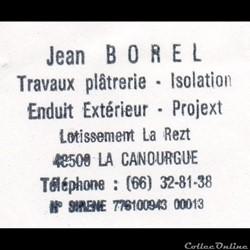 Borel Jean (1993)