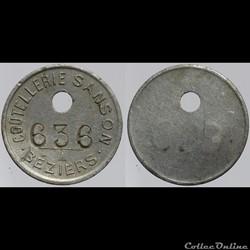 34 - Beziers - Coutellerie Sanson