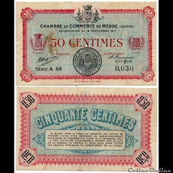 50 cent. C.C.M. - Série A49