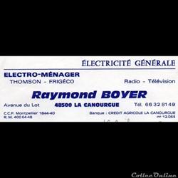 Boyer Raymond (1992)