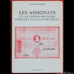 1981 - Les Assignats... - Jean Lafaurie
