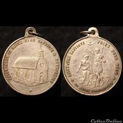Médailles religieuses de Lozère