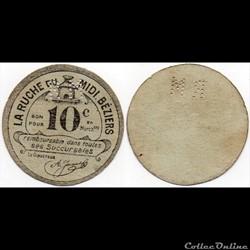 34 - Beziers - Ruche du Midi - 10 centim...